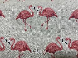 Girones Furnishing Fabric Flamingos 5.5 Metres £66