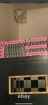 Invader Pa 904 Pink Flamingo Paris Invasion Kit Authentic